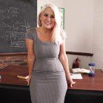 Teacher caught masturbating and confesses she is sec